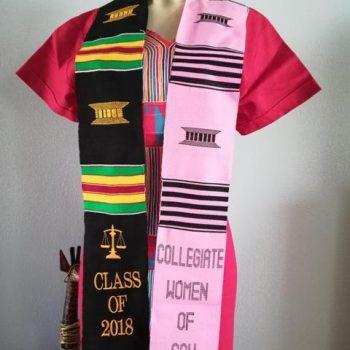 Scales of Justice. Collegiate  Women of CSU